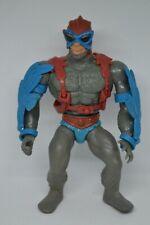 Vtg MOTU He-Man Masters of the Universe STARTOS 100% Complete Figure