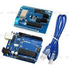 ESP8266 Web Server Serial Port WiFi + UNO R3 Board Shield ESP-13 For Arduino DIY