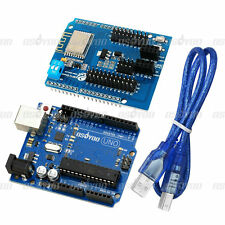 ESP8266 UNO R3 Board + Web Server Serial WiFi ESP-13 Shield Module for Arduino