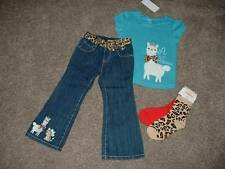 Gymboree Girls Glamourous Friends 4pc Set Lot Outfit Socks Size 3T 3 NWT NEW