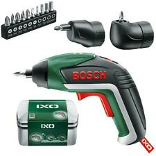 BOSCH 3.6V 1.5Ah Li-Ion Cordless Screwdriver with Angle and OffSet Screw Adaptor