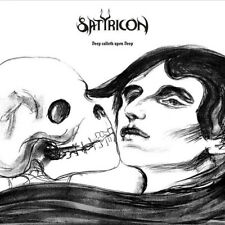 Satyricon ‎- Deep Calleth Upon Deep 2 x LP - WHITE COLORED VINYL - SEALED & NEW