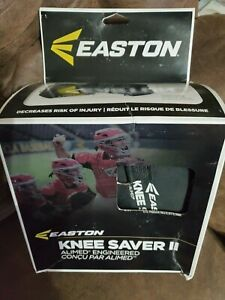 Easton  Knee Saver II - Black - Large - New in Box