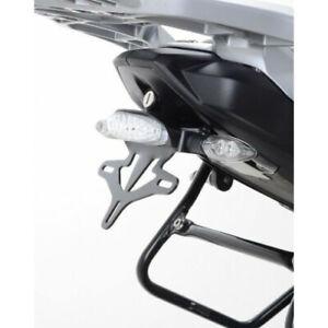 4450546 - Support de plaque R&G RACING noir BMW S1000XR