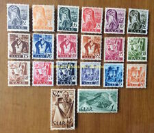 Saar German & Colonies Stamps