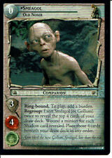 LORD OF THE RINGS TRADING CARD GAME PROMO CARD 0P18 SMEAGOL, OLD NOSER