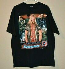 New listing Rare Vintage Wwf Chris Jericho Y2J T Shirt Alstyle Apparel & Activewear