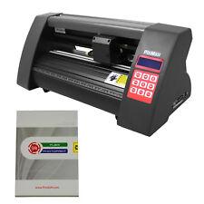 PixMax - Plotter de Découpe Vinyle de 52,5cm/20 Pouces & Logiciel FlexiStarter