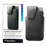 BlackBerry Hand Crafted Leather Swivel Belt Clip Holster for BlackBerry Z10