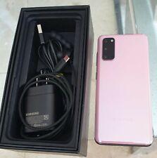 Samsung Galaxy S20 5G SM-G981U - 128GB - Cloud Pink (T-Mobile) (Single SIM)