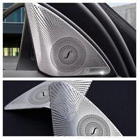 Lautsprecherabdeckung Rahmen Blenden Passend Für Mercedes Benz C Klasse W205