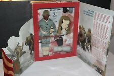 G.I. JOE CLASSIC COLLECTION D-DAY SALUTE AFRICAN AMERICAN SOLDIER IN PACKAGE