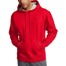 6db544898725 Champion S0889 PowerBlend Fleece Pullover Hoodie L Team Red Scarlet