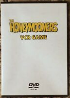 The Honeymooners VCR Game DVD of the VHS