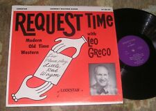 PRIVATE 1962 MN Country Western LP - LEO GRECO