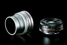 Pentax SMCP-DA 70mm f/2.4 Lens