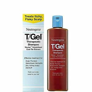 Neutrogena T/Gel Therapeutic Shampoo Treatment for Scalp Psoriasis, Itching