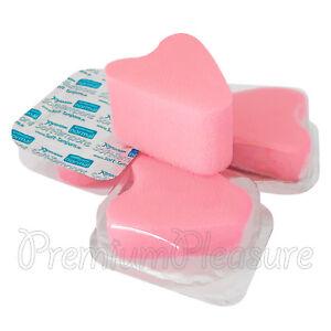 Joy Division Soft Tampons Normal size Stringless Pink sponge Swim Sex * 1 2 5 10
