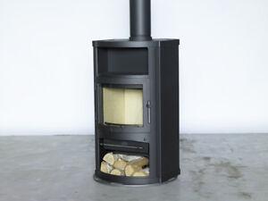 Heta Scanline 16 (7-10kW) Woodburning stove