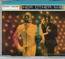 (CY461) Count Indigo, Her Other Man - 1996 DJ CD