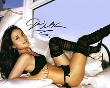 Danica McKellar Signed 8X10 Photo Rp Sexy Lingerie Winnie Cooper Perfect Body