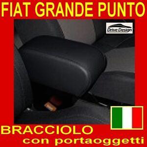 FIAT GRANDE PUNTO-bracciolo portaoggetti PUNTO e EVO @@