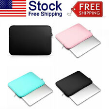 Soft Neoprene- Laptop Sleeve Bag Case Universal for All 11/12/13/14/15inches Hot