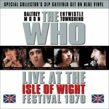 Live at the Isle of Wight Festival [1970] by The Who (Vinyl, Dec-2012, Not Now Music)