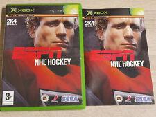 ESPN NHL HOCKEY XBOX (XBOX 360 ONE S X SERIES X)