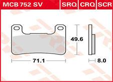 Lucas/TRW Bremsbeläge MCB 752 SV vorne Kawasaki Z 1000  Bj. 10-15 Neu