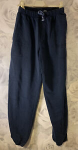 Boys Age 11 (10-11 Years) M&S Navy Jogging