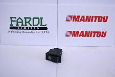 Genuine Manitou Interruptor De Luz 235672 MT940 MT932 MT928 MT732 MT728 MT523 MT1840