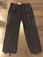 Polo Ralph Lauren Vintage Naval Cargo Pants XXL Men's Blue Sweatpants Military