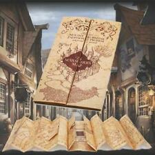 Harry Potter Marauders Map Movie Prop Replica Noble Collection 09