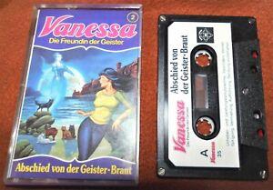 VANESSA -FOLGE 2- ABSCHIED VON DER GEISTER-BRAUT -STUDIO BRAUN- GESCHRAUBT !!!