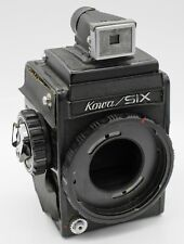 Customized - Kowa/Six Medium Format Camera Body Only - Untested AS-IS