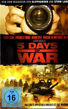 5 DAYS OF WAR -cinco DÍAS,la in La Geschichte entran! Superior