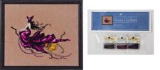 Nora Corbett Mirabilia Cross Stitch PATTERN & EMBELLISHMENT Pack EVA NC224