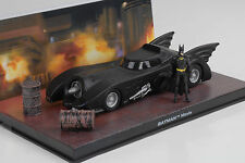 Movie Car Batman Batmobil TV SERIE Series con personaggio with figure modello 1:43
