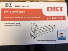 OKI Cyan Drum 44318507 for C711 Series - 20k