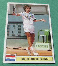 N°93 MARK KOEVERMANS PAYS-BAS ATP TOUR TENNIS 1992 PANINI 92