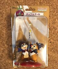 Disney Chip & Dale Christmas Ornament 2017 Chip 'n Dale Pottery F/S Japan NEW