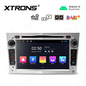 Android 10 for Holden Opel Astra Car DVD Player Stereo GPS Radio DVB-T DAB+ OBD2