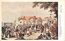 POSTCARD   SOCIAL  HISTORY  WOOL   The  Making  of the  Throckmorton  Coat  1811