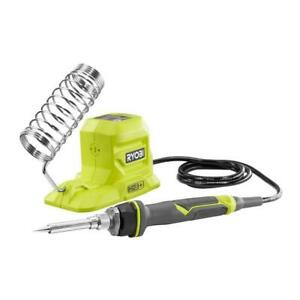 New Ryobi P3105 - 18-Volt ONE+ 40-Watt Soldering Iron (Tool-Only)