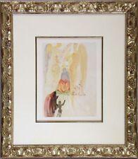 Salvador Dali The Divine Comedy woodblock art print PARADISE Canto 23 Make Offer