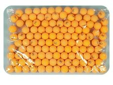 Balle de tennis de table  Giant dragon Balles 120 yellow  3 star Orange 65159 -