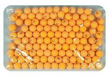 Balle de tennis de table  Giant dragon Balles 120 yellow  3 star Orange 65159 -