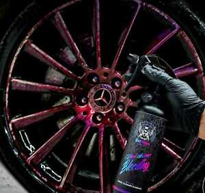 Alloy Wheel Gel Cleaner pH Neutral Acid Free Iron Brake Fallout Remover 500mLRRC