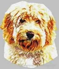 Embroidered Fleece Jacket - Labradoodle DLE1606 Sizes S - XXL